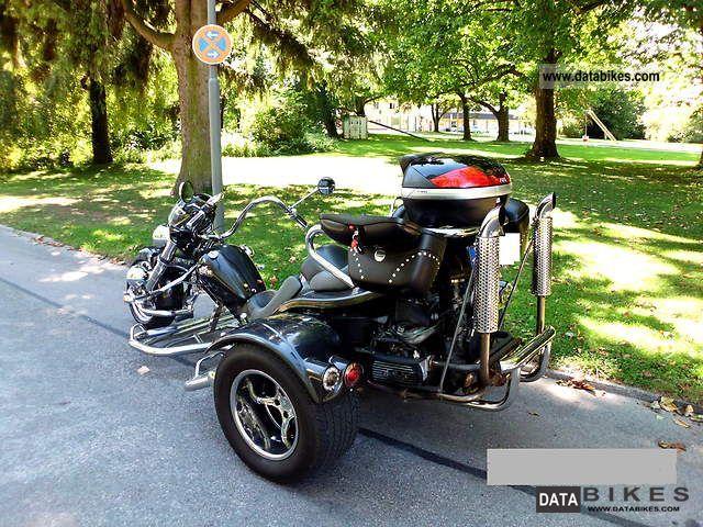 2008 Boom  Chopper Trike 5i Motorcycle Trike photo