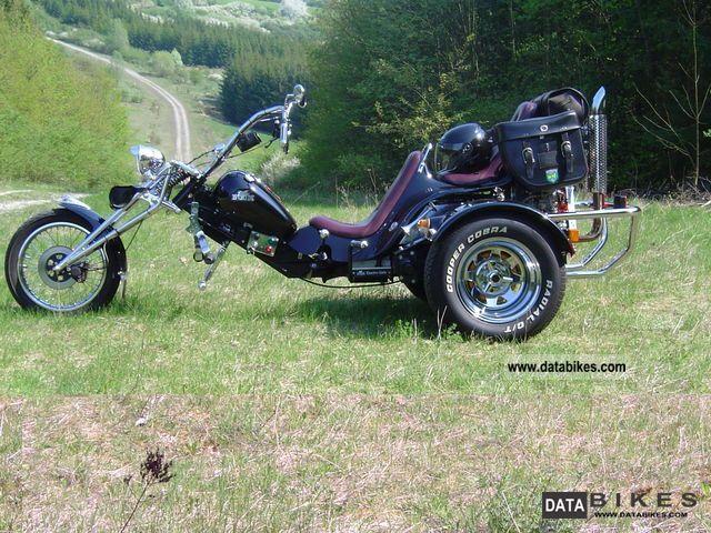 1997 Boom  Chopper C2 Motorcycle Trike photo