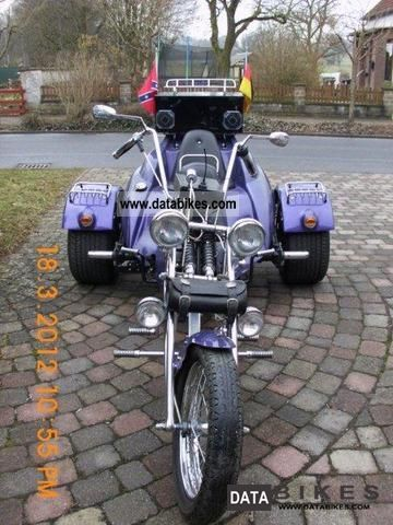 1996 Boom  Highway Motorcycle Trike photo