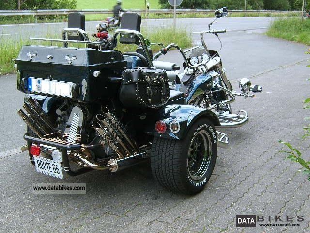 2006 Boom  Family 3i Motorcycle Trike photo