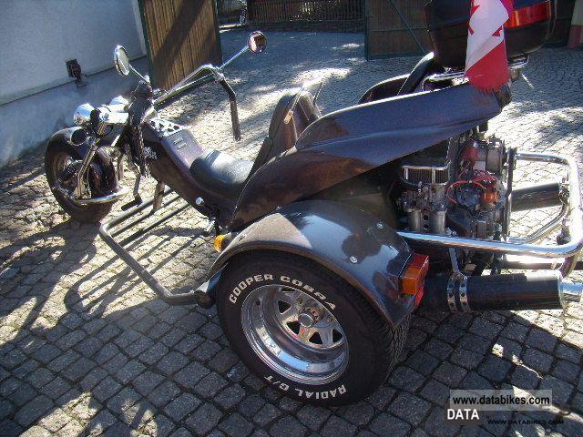 2002 Boom  Highway Motorcycle Trike photo