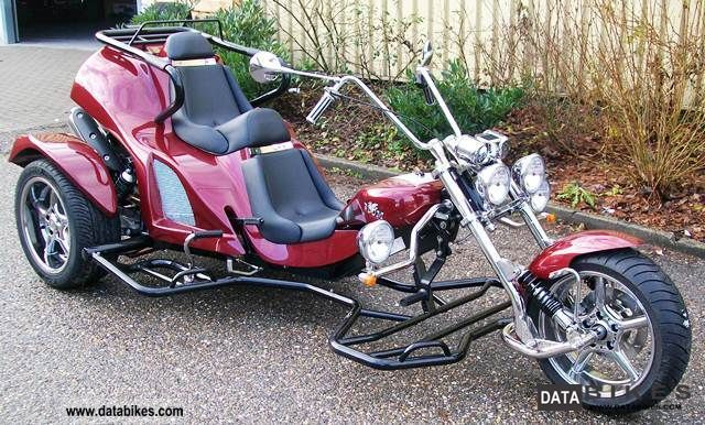 2011 Boom  Automatic Special Edition V1 Motorcycle Trike photo