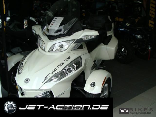 2011 BRP  Can Am Spyder SE5 2011 RT LTD Motorcycle Other photo