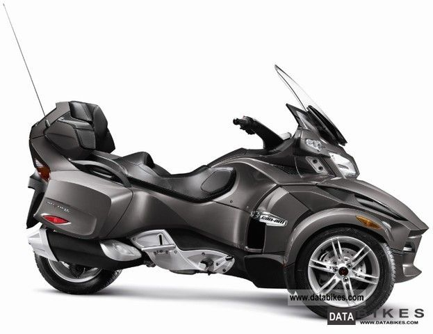 2011 BRP  Can Am Spyder RT SM5 Motorcycle Motorcycle photo