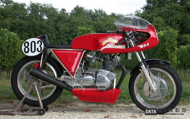 BSA  PERCH Rocket 3 1979 Vintage, Classic and Old Bikes photo