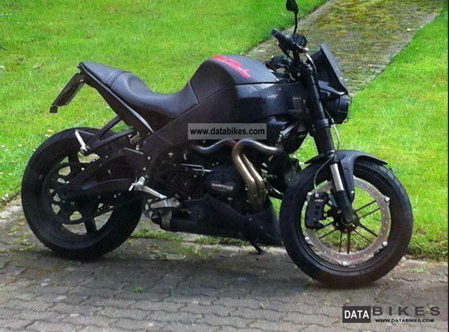 2009 Buell  XB 2010 Model 12SX Motorcycle Naked Bike photo