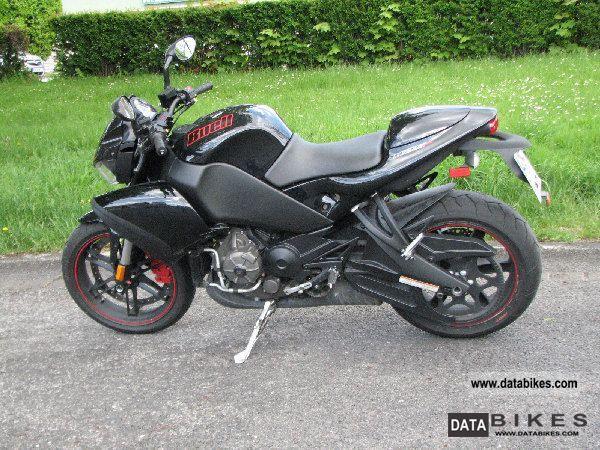 2008 Buell  1125CR Motorcycle Sports/Super Sports Bike photo