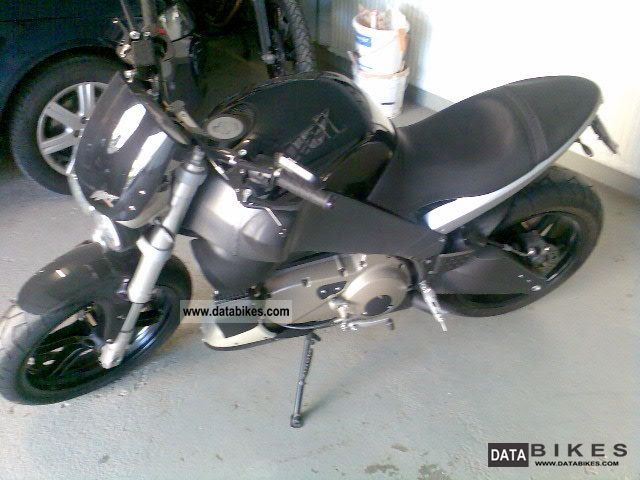 2008 Buell  Lightning XB 12 S Motorcycle Motorcycle photo