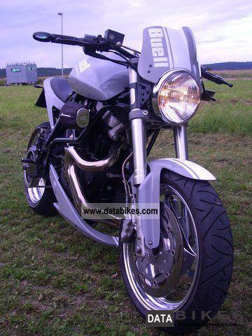 2001 Buell  X1 Lightning Motorcycle Naked Bike photo