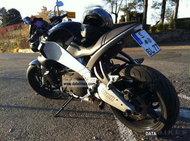 2006 Buell  XB 9 SX Motorcycle Motorcycle photo