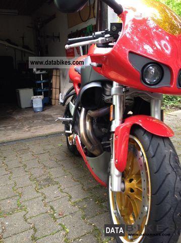 2003 Buell  XB12R Motorcycle Sports/Super Sports Bike photo