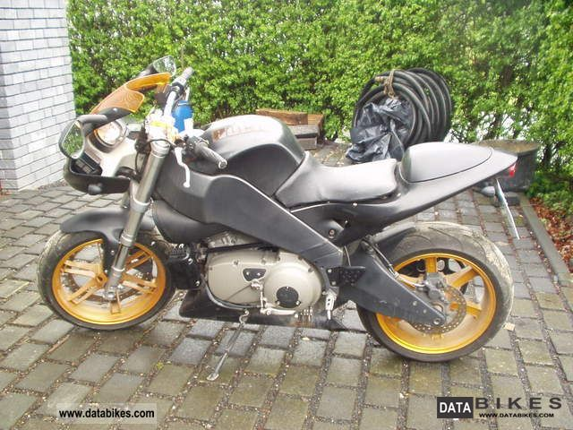 2005 Buell  Firebolt XB12R Motorcycle Streetfighter photo