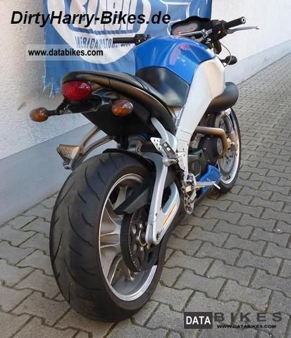 Buell Lightning XB9S 2004 Specs and Photos