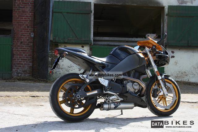 2004 Buell  Firebolt XB 12 R Motorcycle Sports/Super Sports Bike photo