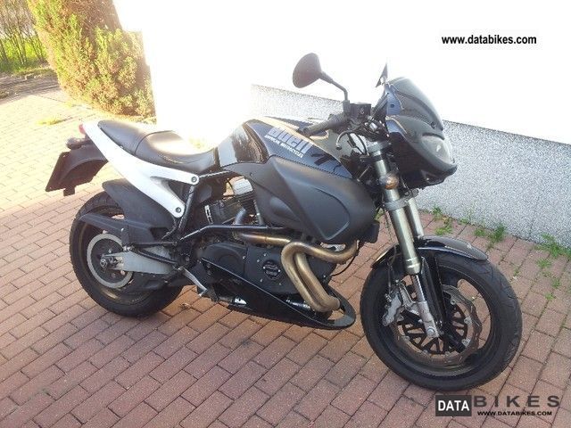 1999 Buell  X1 Lightning Motorcycle Motorcycle photo