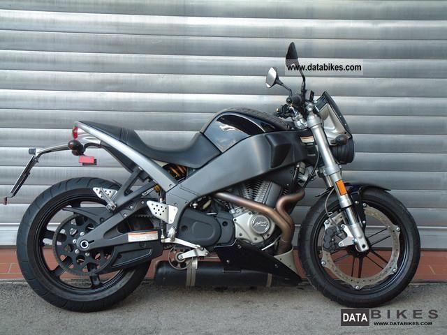 2007 Buell  Lightning XB 12 Scg Motorcycle Naked Bike photo