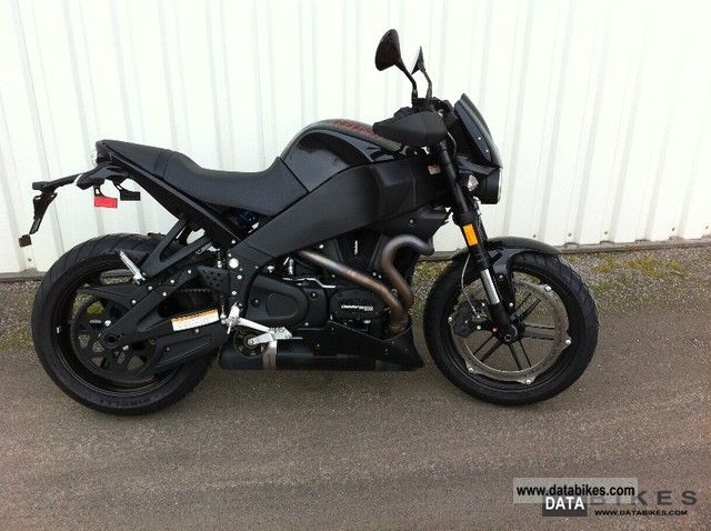 2009 Buell  XB 9 SX model 2010 Motorcycle Chopper/Cruiser photo