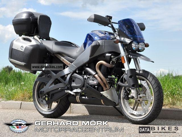 2011 Buell  XB12X Ulysses Touring Motorcycle Enduro/Touring Enduro photo