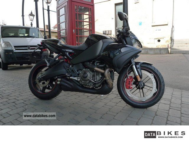 2011 Buell  1125 CR Motorcycle Streetfighter photo