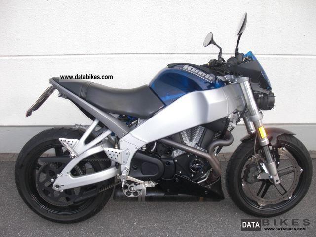 2004 Buell  Lightning XB9SX Motorcycle Sports/Super Sports Bike photo