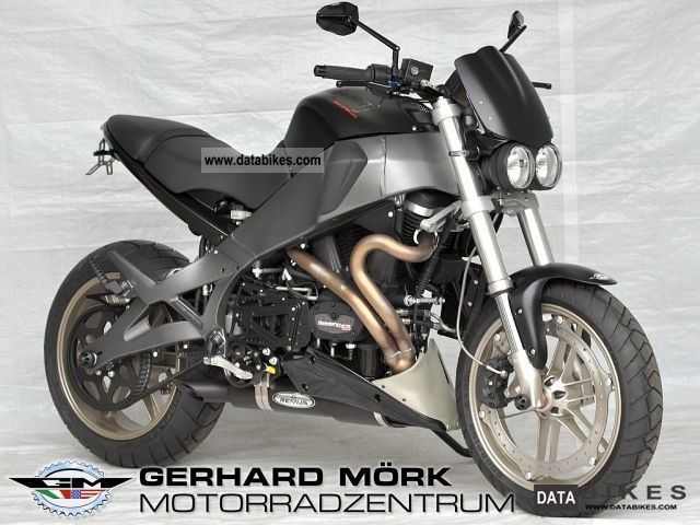 2011 Buell  XB12Ss Big & Special Dark GM Motorcycle Motorcycle photo