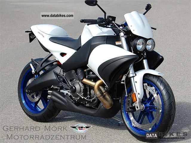 Buell  XB-1125CR GM Special 12 2011 Streetfighter photo