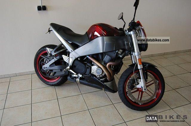 2007 Buell  XB 12S Lightning Motorcycle Naked Bike photo