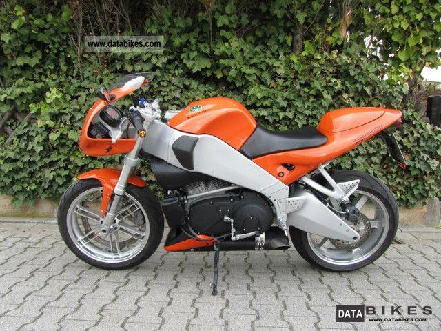 2002 Buell  Firebolt XB 9 R Motorcycle Motorcycle photo