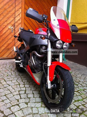 2008 Buell  Ulysses XB12 XT, nice condition, possibly with Remus Motorcycle Tourer photo