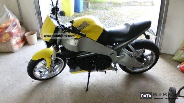 2003 Buell  XB9S Motorcycle Naked Bike photo