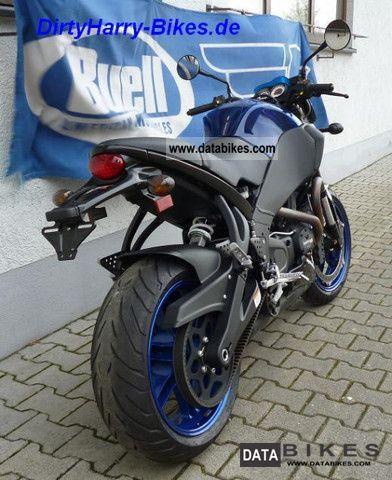 2009 Buell XB12Ss Lightning Long model 2009 1.Hand