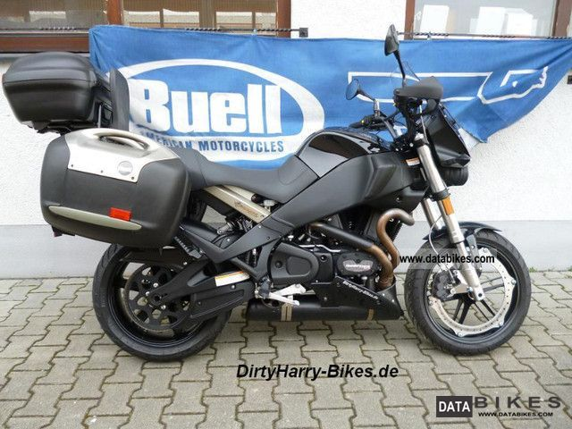2010 Buell  Ulysses XB12XT 2010 2.Sonde! with luggage Motorcycle Enduro/Touring Enduro photo