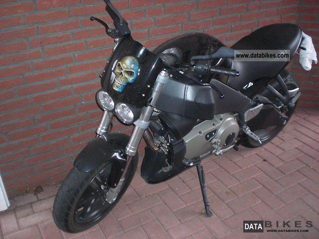 2007 Buell  xb 12 Motorcycle Naked Bike photo