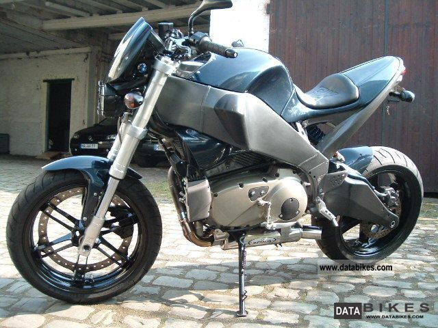 2007 Buell  XB 12 SS S STT special conversion Motorcycle Naked Bike photo
