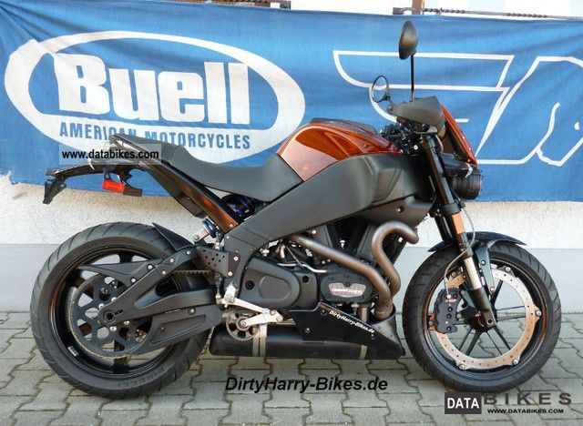 2010 Buell  XB12SX CityX Lightning model 2010 with 2.Lambda Motorcycle Naked Bike photo