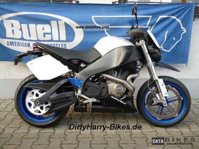 2008 Buell  XB12STT SuperTT rarity in white 2007! Motorcycle Super Moto photo