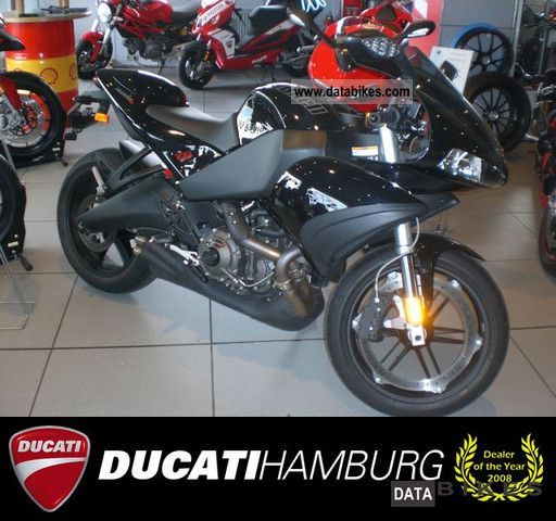 Buell  1125 R + 1 year warranty 2009 Motorcycle photo