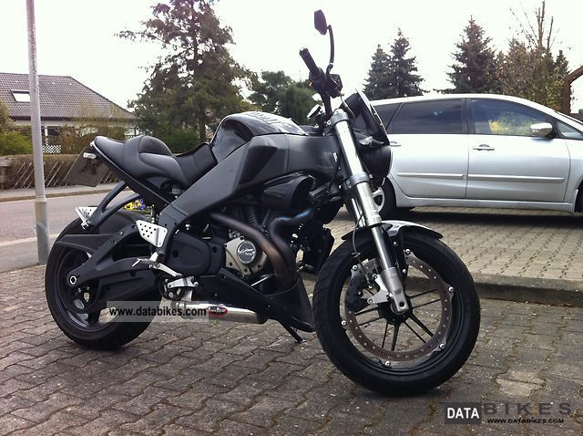Buell  XB12 SS / STT 2008 Streetfighter photo