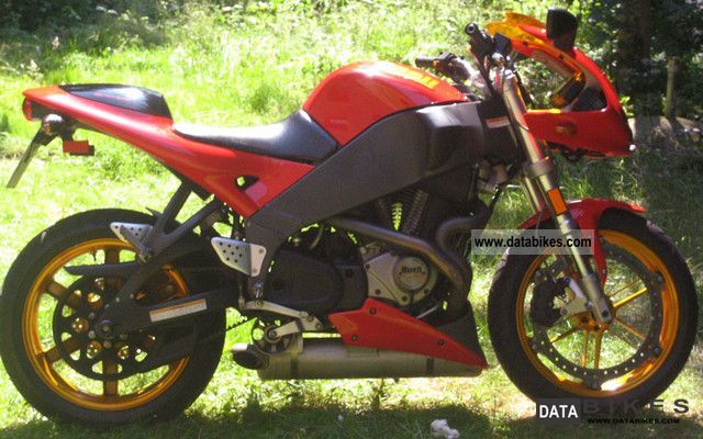 Buell  XB12R new condition 2005 Motorcycle photo