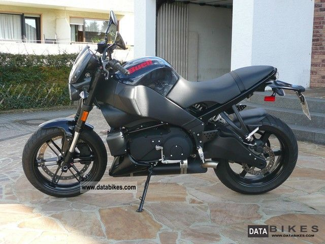 2009 Buell  XB12Ss Lightning Long Motorcycle Naked Bike photo
