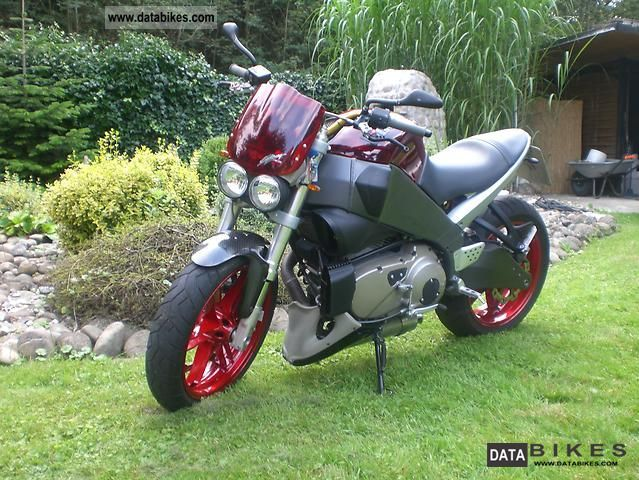 2008 Buell  XB 12 scg Motorcycle Streetfighter photo