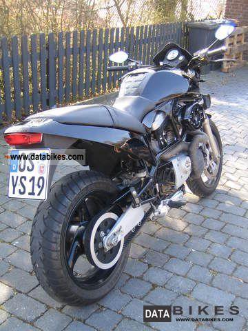 1999 Buell  M2 Cyclone Motorcycle Naked Bike photo