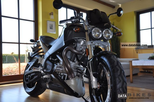 2008 Buell  XB12S Motorcycle Motorcycle photo