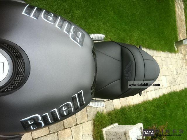 2010 Buell X XB 12 SS SX supermoto conversion