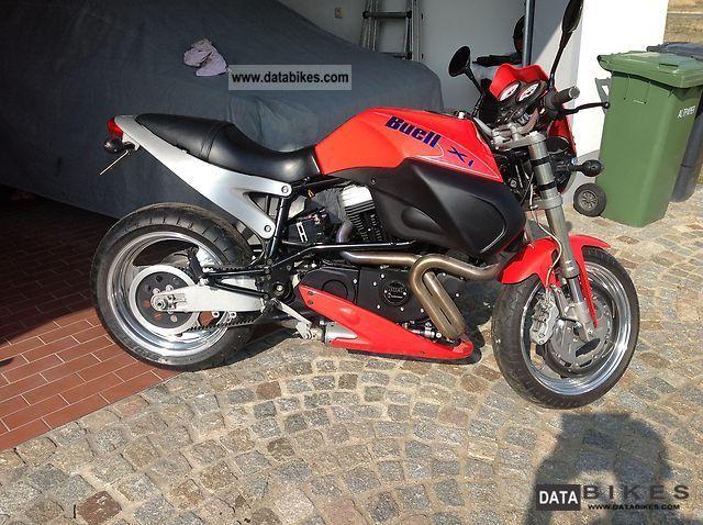 Buell  X1 2002 Naked Bike photo