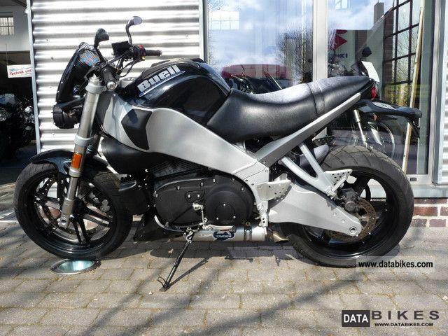 2006 Buell  Lightning XB 9 XS 1.Hand Motorcycle Naked Bike photo