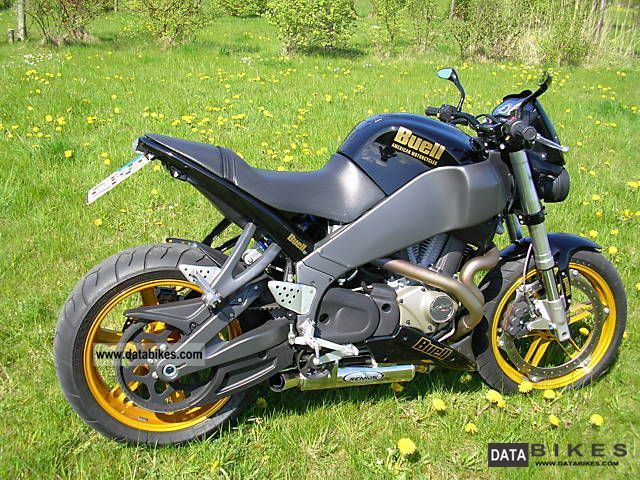 Buell  RRC Remus XB12S 2007 Streetfighter photo