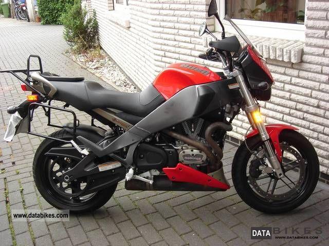 2008 Buell  XB12XT Motorcycle Enduro/Touring Enduro photo