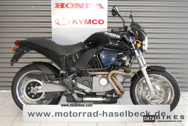 2001 Buell  M2 Cyclone TOP CONDITION! Motorcycle Naked Bike photo