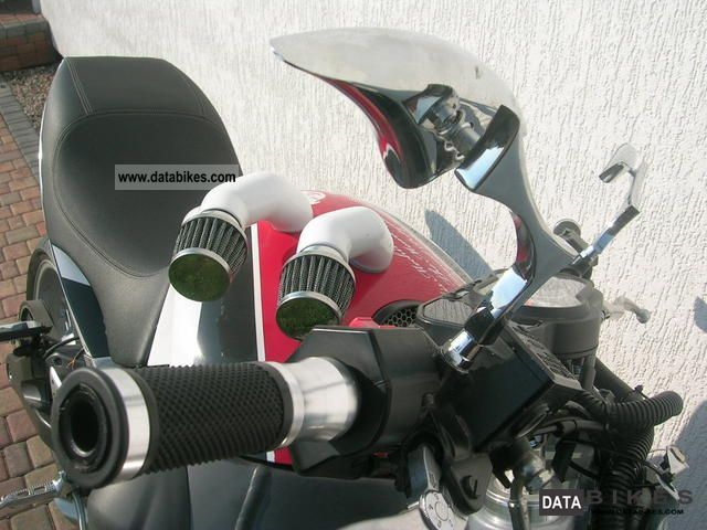 Buell  XB12 CUSTOM STREET FIGHTER 2008 Streetfighter photo